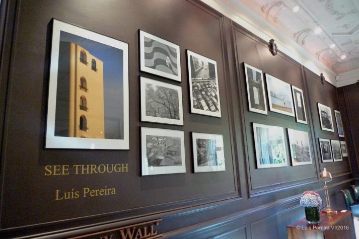 Exposição Vintage Department - Mahogany Wall Lisboa